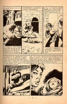 Extrait de Frankenstein (Arédit - Comics Pocket) -6- Le monstre des neiges