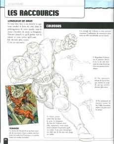 Extrait de (DOC) Marvel Comics - Dessinez les personnages Marvel