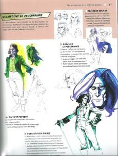 Extrait de (DOC) Techniques de dessin et de création de BD - Concevoir et réaliser une B.D.