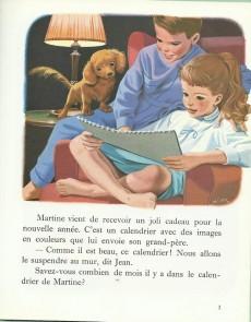 Extrait de Martine -11b- Martine et les quatre saisons