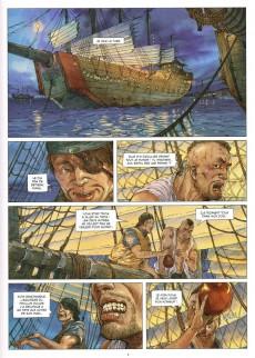 Extrait de Shi Xiu Reine des pirates -2- Alliances