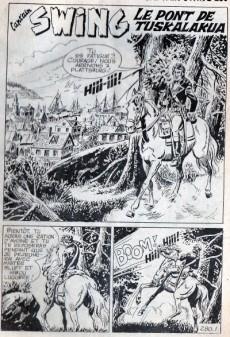 Extrait de Capt'ain Swing! (1re série) -280- Le pont de Tuskalakua