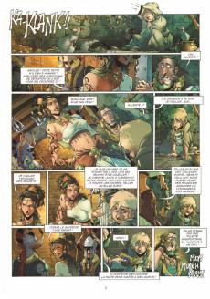 Extrait de Questor -2- L'Affaire Atlante