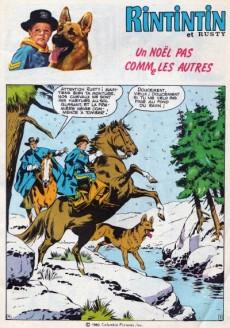 Extrait de Rin Tin Tin & Rusty (2e série) -130- Un Noël pas comme les autres