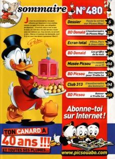 Extrait de Picsou Magazine -480- Picsou Magazine n° 480
