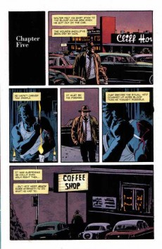 Extrait de Fatale (Brubaker/Phillips, 2012) -5- Fatale #5