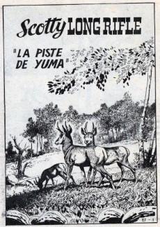 Extrait de Long Rifle -87- La piste de Yuma