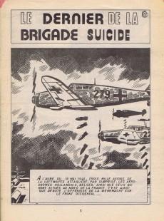 Extrait de Marouf -127- Le dernier de la brigade suicide