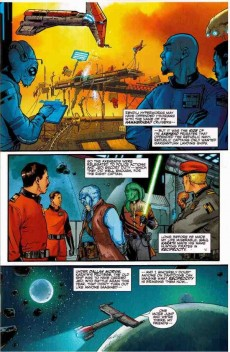 Extrait de Star Wars: Knights Of The Old Republic - War (2012) -4- War 4
