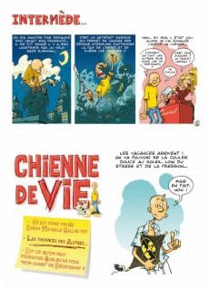 Extrait de Chienne de vie (Augustin) -1- L'humour est mon métier