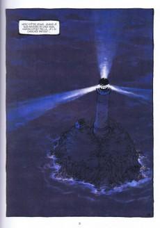 Extrait de La mémoire de l'eau -2- Seconde partie