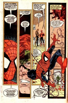 Extrait de The amazing Spider-Man Vol.1 (Marvel comics - 1963) -324- Twos day
