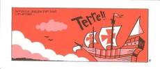 Extrait de Mini-récits et stripbooks Spirou -MR3867- Terra Incognita