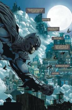 Extrait de Batman Saga -1VC- La renaissance des super-héros DC