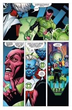 Extrait de Green Lantern Saga -1- La renaissance des super-héros DC