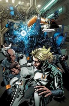Extrait de Mass Effect: Invasion (2011) -INT- Mass Effect Invasion