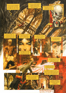 Extrait de Requiem Chevalier Vampire -3- Dracula