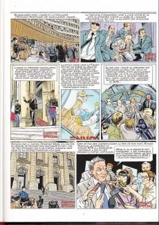 Extrait de Élysée république -4- Pouvoir présidentiel