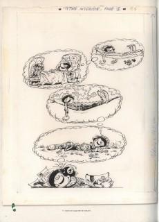Extrait de Gaston (L'intégrale Version Originale) -11- Gaston 1971