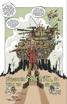 Extrait de Tank Girl -7- Everybody loves Tank Girl