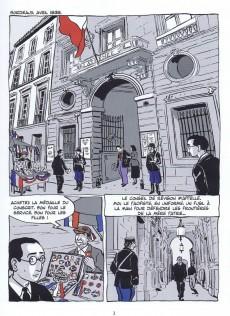 Extrait de Apprenti / Ouvrier -2- Ouvrier - Mémoires sous l'occupation Vol.1