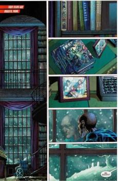 Extrait de Justice League (2011) -9- The villain's journey chapter 1 : the call for adventure