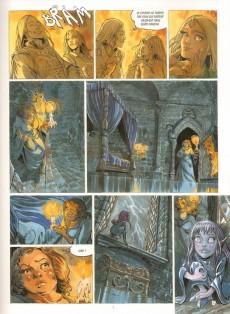 Extrait de Les chevaliers d'Émeraude -2- L'Épreuve du Magicien