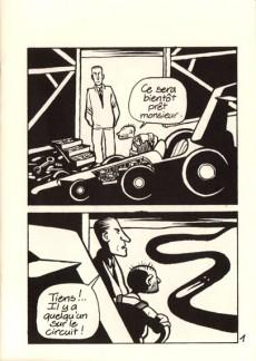 Extrait de Le cercueil de course - Tome a1997