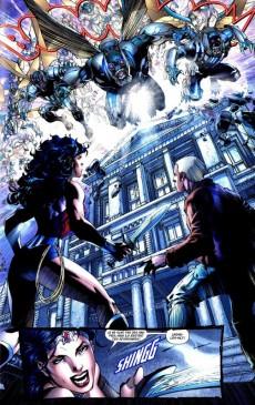 Extrait de Justice League (DC Renaissance) -1- Aux origines