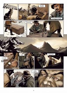 Extrait de Van Helsing contre Jack l'Éventreur -1- Tu as vu le diable