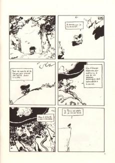 Extrait de Le borgne gauchet -14- Le Borgne Gauchet au centre de la terre