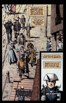 Extrait de Rawhide Kid: Slap leather (Marvel MAX - 2003) -4- Issue four