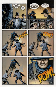 Extrait de Rawhide Kid: Slap leather (Marvel MAX - 2003) -1- Issue one