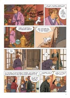 Extrait de Jérôme K. Jérôme Bloche -16- La lettre
