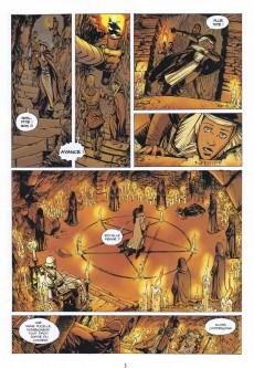 Extrait de L'héritage du Diable -1b2009- Rennes-le-château