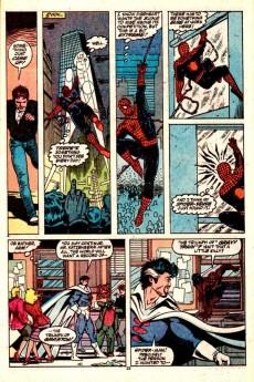 Extrait de The amazing Spider-Man Vol.1 (Marvel comics - 1963) -326- Gravity storm