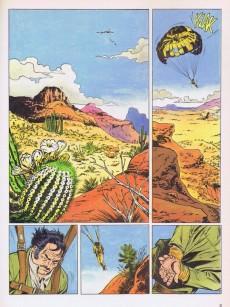 Extrait de Tony Stark -2- Le prisonnier du ciel