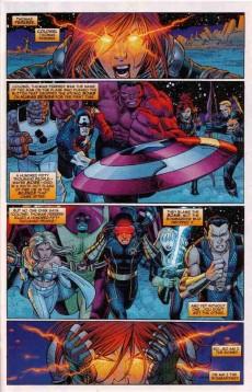 Extrait de Avengers vs X-Men (2012) -5- Round 5