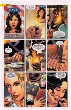 Extrait de Worlds' Finest (2012) -1- Huntress/Powergirl: rebirth