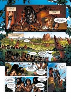 Extrait de La geste des Chevaliers Dragons -14- La Première