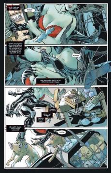 Extrait de Catwoman (DC Renaissance) -1- La Règle du jeu