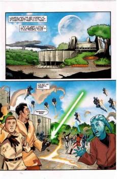 Extrait de Star Wars: Knights Of The Old Republic - War (2012) -5- War 5