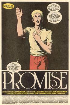 Extrait de New Mutants (The) (1983) -67- Promise