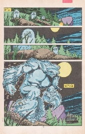 Extrait de Alpha Flight (1983) -45- Resurrection