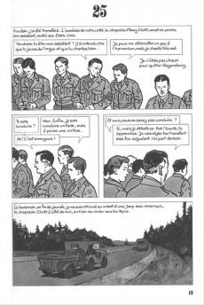 Extrait de La guerre d'Alan -INTa- La guerre d'Alan - Édition intégrale