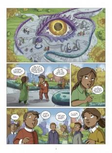 Extrait de Le petit Prince - Les Nouvelles Aventures -7- La Planète des Amicopes