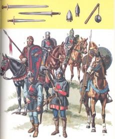 Extrait de (AUT) Funcken -U1 1a1979- Le costume et les armes des soldats de tous les temps - Des pharaons à Louis XV