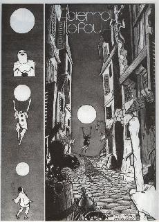 Extrait de Les nocturnes - Tome PIR