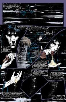 Extrait de Sandman (The) (1989) -4- A hope in hell