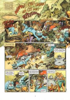 Extrait de Trolls de Troy -16- Poils de trolls (II)